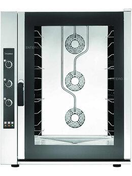 Жарочные и пекарские шкафы - Шкаф пекарский ITFORNO ITF 1064 UD, 0