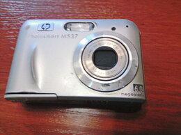 Фотоаппараты - Фотоаппарат HP Photosmart M537 (6.0 Mpx)., 0