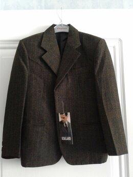 Комплекты и форма - Новый костюм тройка (пиджак брюки жилет) на…, 0