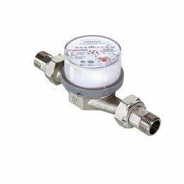 Счётчики воды - Счетчик воды универсальный VALTEC до +90град,…, 0