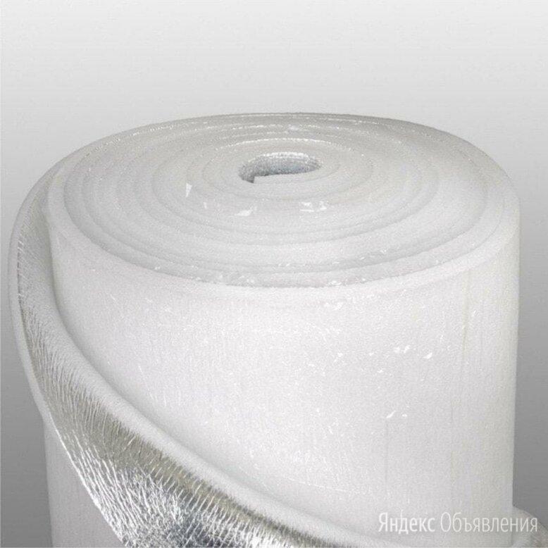 Теплоизоляция (подложка) клеевая 4 мм Лавсан Мегафлекс по цене 125₽ - Изоляционные материалы, фото 0