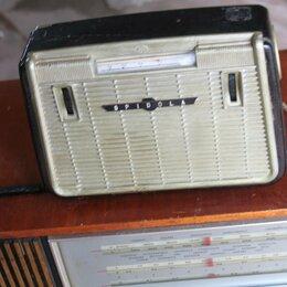 Радиоприемники - спидола радиопремник , 0