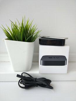 ТВ-приставки и медиаплееры - Apple TV 3  A1469, 0