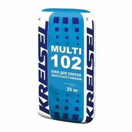 Клей - Клей д/плитки 102 MULTI морозостойкий 25 кг, 0