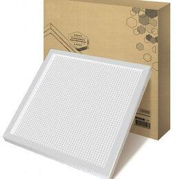 Настенно-потолочные светильники - Панель светодиодная 36Вт, 0