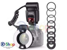 Фотовспышки - Вспышка кольцевая Neeweer для Canon, 0