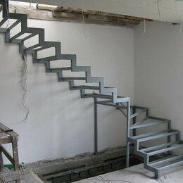 Лестницы и элементы лестниц - лестницы профессиональные, 0