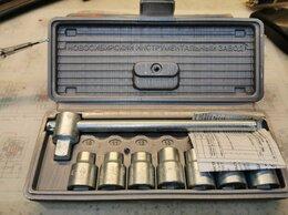 Наборы инструментов и оснастки - Набор инструмента / головок автомобильный, 0