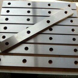 Ножницы и гильотины - Нож для гильотины Н7120,СТД 9,СТД 9А, СТД 9АН 510х60х20мм в наличии, 0