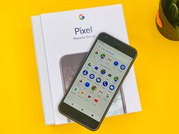 Мобильные телефоны - Google Pixel 128Gb Black, 0
