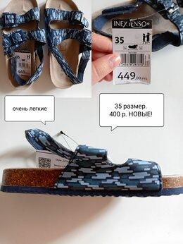 Сандалии - Обувь детская босоножки/сандалии 35 размер Новые…, 0