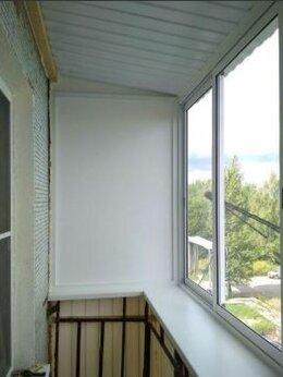 Готовые конструкции - Балкон раздвижной П-образный, 0