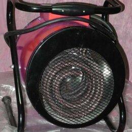 Обогреватели - тепловая пушка 5\220 электрическая, 0