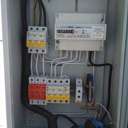 Кабели и провода - Электромонтаж. Столбы. Проект. Подключение к сетям ВОЭК и МРСК , 0