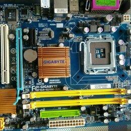 Материнские платы - Материнская gigabyte GA-G31M-S2C и другие с LGA775, 0