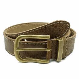 Ремни, пояса и подтяжки - Ремень кожаный Pellecon 125см, 0