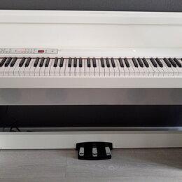 Клавишные инструменты - Korg LP-380 U WH Новое Цифровое пианино, 0