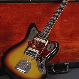 Аксессуары и комплектующие для гитар - Пикгард пикгуард pickguard для Fender Jaguar. Доставка, 0