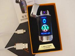 Пепельницы и зажигалки - Зажигалка USB Volkswagen , 0