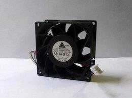 Кулеры и системы охлаждения - Вентилятор серверный Delta FFB0812EHE 80х80, 0