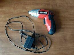 Аккумуляторные отвертки - Электроотвёртка аккумуляторная , 0