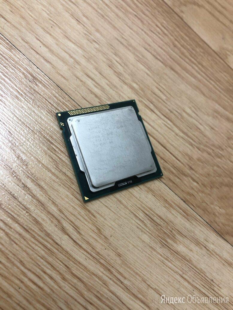 Intel Core i7-2600 Sandy Bridge 3.40-3.80 GHz (1155) по цене 6000₽ - Процессоры (CPU), фото 0