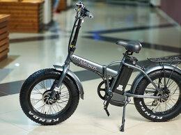 Велосипеды - Электровелосипед WELLNESS BAD DUALL (Dark…, 0