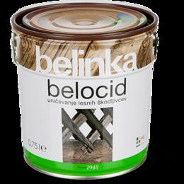 Пропитки - belinka belocid 10л., 0