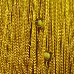 Шторы - Кисея шторы Portgallery однотонные с ромбами 3х2.85м плотные, 0