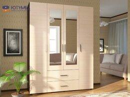 Шкафы, стенки, гарнитуры - ЭВА Шкаф 4-х створчатый ШК-020, 0