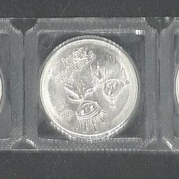 "Монеты - Набор монет""Сочи. Талисманы паралимпиады"" 5 штук, 0"