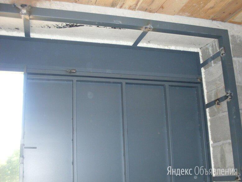 Ворота распашные по цене 27000₽ - Заборы, ворота и элементы, фото 0