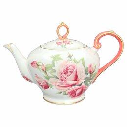 """Заварочные чайники - Чайник заварочный """"Розовая фантазия, 0"""