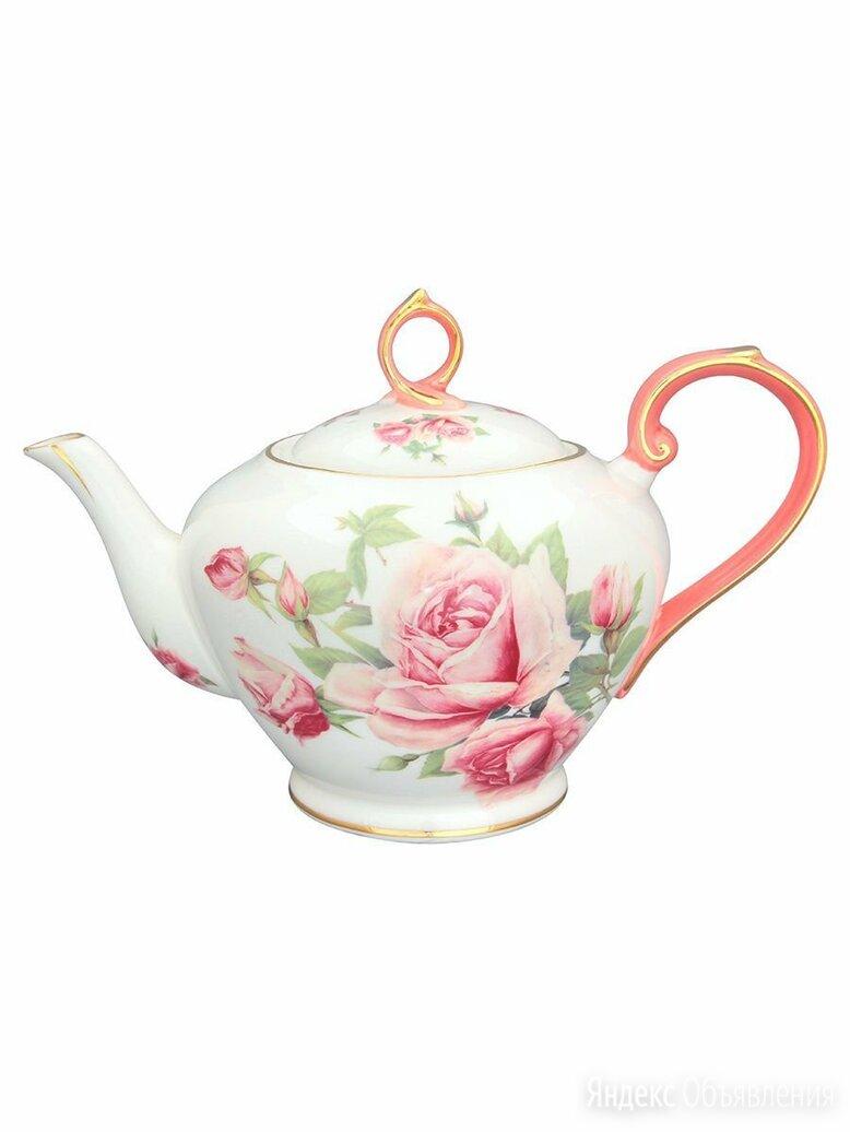 """Чайник заварочный """"Розовая фантазия по цене 2000₽ - Заварочные чайники, фото 0"""
