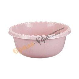 Тарелки - Миска круглая 5л  (чайная роза), 0