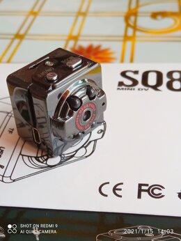 Видеорегистраторы - Мини видеорегистратор SQ 8 Mini DV Full HD, 0