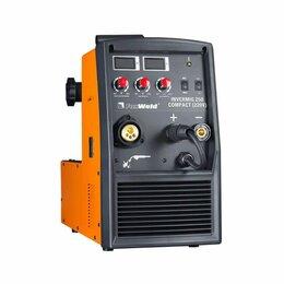 Сварочные аппараты - Полуавтомат сварочный Foxweld Invermig 250 (6145), 0