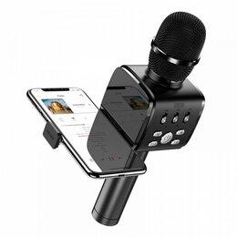 Микрофоны - Караоке-микрофон JoyRoom JR-MC3 (Black), 0