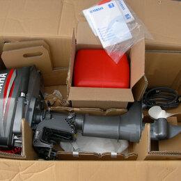 Двигатель и комплектующие  - Двухтактный лодочный мотор Yamaha 4aсmhs, 0
