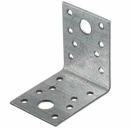 Перфорированный крепеж - Крепежный уголок 105*105*90мм (KU), 0