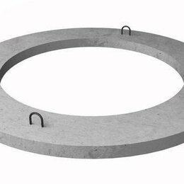Железобетонные изделия - Верхняя плита перекрытия колодца КО 6(ПП-0,7), 0