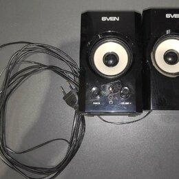 Компьютерная акустика - Колонки для компьютера sven, 0