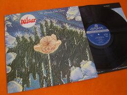 Виниловые пластинки - Pulsar – The Strands Of The Future, EX+, Japan, 0