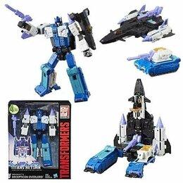 Роботы и трансформеры - Трансформер Gen Leader Overload, 0
