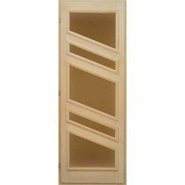 Двери - Посад Дверь вагонка 5 стекол (левая), 0