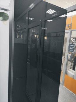 Холодильники - Siemens KG39FSB20R чёрный холодильник в зеркале , 0