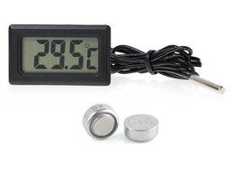 Метеостанции, термометры, барометры - Термометр электронный, 0
