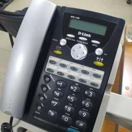 VoIP-оборудование - Телефон IP D-Link DPH-140S, 0