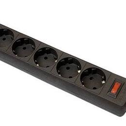 Источники бесперебойного питания, сетевые фильтры - Сетевой фильтр Defender ES 1.8 m Bck 5 розеток чер, 0
