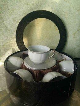 Кружки, блюдца и пары - набор для чая, 0
